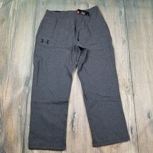 New UNDER ARMOUR mens cotton fleece sweat pants